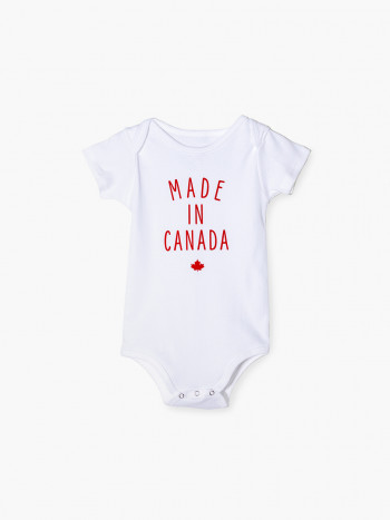 PRESALE Made In Canada Onesie